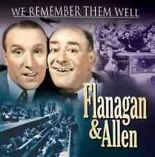 Flanagan and Allen-We Remember Them Well  CD NEW