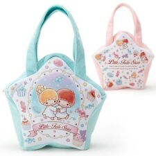 New SANRIO Little Twin Stars Star-shaped Mini tote bag Choose Color From JAPAN