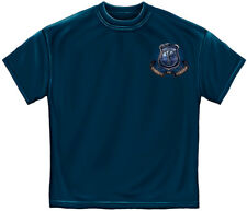 Police Department PD Tradition Protect And Serve Adult T-Shirt Tee