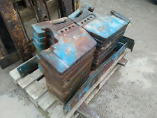 Ford 10 series 40 series etc front tractor weights 40kg