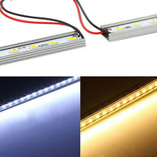 50CM 5630 Warm White Blue Green LED Rigid Strip Cabint Bar 36LED Alloy Shell