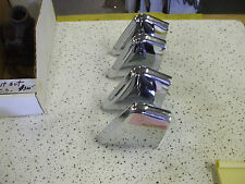1960 Chevy set of four NOS  bumper guards VERY nice L@@@@@K