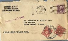 Haddon Heights New Jersey 1935  Cover To Pennsylvania