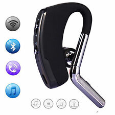 Wireless Stereo Bluetooth Headset Earpiece Earbud For Samsung Motorola Nokia LG