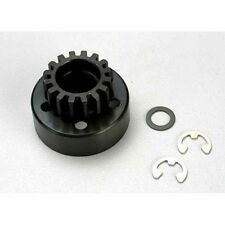Traxxas 5215 Clutch Bell 15T 15-T/Tooth +Washer & 5mm E-Clip: Slayer 2wd