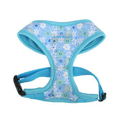 Dog Puppy Soft Harness - Puppia - Buttercup Collection - Blue