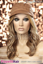 GLAM Soft Fleece Military Hat By Jon Renau Perfect For Hairloss - colour choices