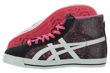 Asics Onitsuka Tiger Fabre BL-L HL8C8-2001 Black Retro Shoes Medium (B, M) Women