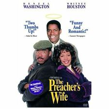 NEW!! The Preachers Wife (DVD, 2002)