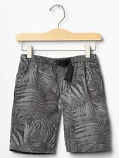 NWT GAP KIDS BOYS SHORTS pull-on adventure hiker print u pick size