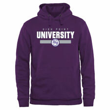 High Point Panthers Fanatics Branded Team Strong Hooded  Sweatshirts - Purple