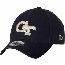 Georgia Tech Yellow Jackets New Era Relaxed 49FORTY Fitted Hat - Navy - NCAA