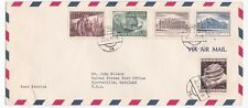 Austria 1955 Philatelic Cover Scott B286 606-608 & B295