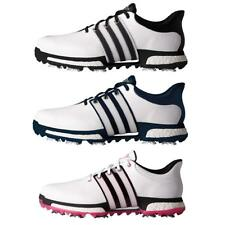Adidas 2017 Tour 360 Boost Leather Waterproof Golf Shoes Wide Fitting