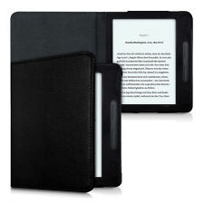 kwmobile BOOK STYLE CASE FOR AMAZON KINDLE OASIS COVER BAG WALLET EREADER PC