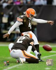 Phil Dawson Cleveland Browns NFL Action Photo TT220 (Select Size)