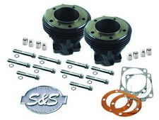 80  Shovelhead S&S Cylinder Set,for Harley Davidson motorcycles,by S&S