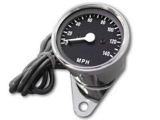 Mini 60mm Electronic Speedometer,for Harley Davidson motorcycles,by V-Twin