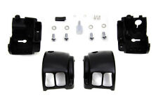 Handlebar Control Switch Housing Kit Black,for Harley Davidson motorcycles,by...