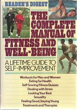 READER'S DIGEST ~ THE COMPLETE MANUAL OF FITNESS & WELL-BEING / SELF-IMPROVEMENT