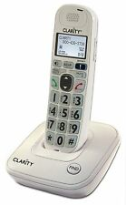 CLARITY-D704 40dB Amplified Expandable Cordless Phone