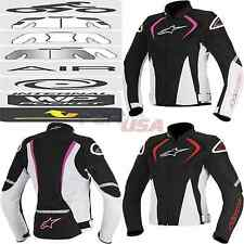 Alpinestars Stella T-Jaws Air Jacket Sport-Riding Textile Solid