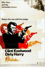 Poster / Canvas Picture Dirty Harry