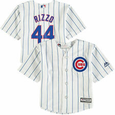 Anthony Rizzo Majestic Chicago Cubs Baseball Jersey - MLB
