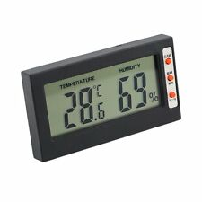 Magnet Multifunctional High Accuracy LCD Display Digital Thermometer Hygrometer