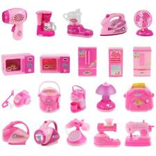 Pink Princess Plastic Home Appliance Simulation Kids Girls Pretend Play Toy Gift