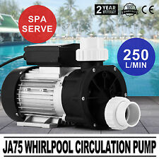 LX JA75 0.75HP Whirlpool Circulation Pump Hot Tub Bath Powerful Update WHOLESALE