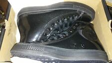 Converse Chuck Taylor All Star hi high top ox black gloss prom  mens  Shoes