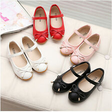Party girl shoes fashion baby children kids girl PU leather shoes spring autumnB