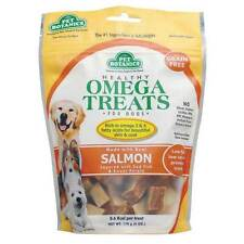 Pet Botanics Healthy Omega Dog Treats 4 GREAT FLAVORS Chicken Salmon Duck Ostric