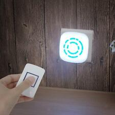 Plug-in/USB LED Energy Saving Lamp Night Light Lamp With Remote Control New