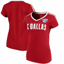 Fc Dallas Adidas Womens New Club T-Shirt