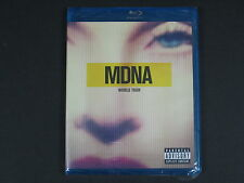 Madonna: MDNA World Tour (Blu-ray Disc, 2013) - New
