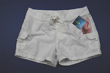 Kanu Surf Women's Breeze 8100 Board Short Size 10 White New with Tags