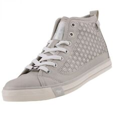 NEW Mustang Ladies Shoes High Top Trainers Ankle boots Slip On Lace-up