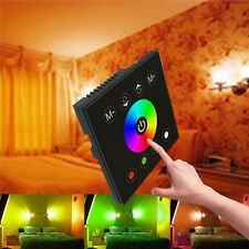 12-24V RGBW Full Color Dimmer Touch Panel Controller For RGB RGBW LED Strip NU