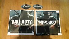 Call of Duty Black Ops Style logo PS4 Xbox Vinyl Wall Art Decal/Stickers