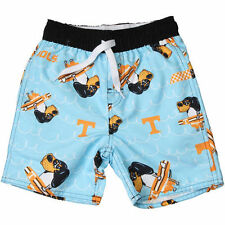 Tennessee Volunteers Wes & Willy Infant Mascot Swim Trunks - Light Blue