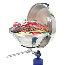"""Magma Marine Kettle Gas Grill Party Size 17"""" W/ Hinged Lid Part # A10-215"""