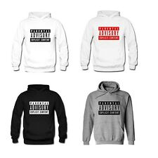 Men Hip-Hop Skateboard Sweatshirt Coat Crewneck Jacket Sweater Pullover