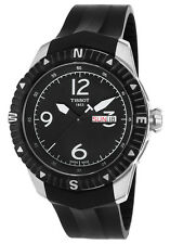 New in Box Tissot T-Navigator Automatic Black Dial Stainless Steel Men's Watch