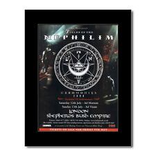FIELDS OF THE NEPHILIM - Ceremonies 2008 Mini Poster