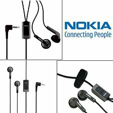 Nokia Handsfree Earphone Headset HS-48 HS48 with 3.5mm Jack & Mic