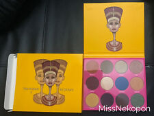 100% Authentic New JUVIA'S PLACE THE NUBIAN PALETTE 2 II EYESHADOW