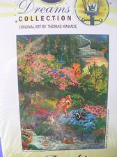 """Cross stitch Kit Disney """" Bambi """" New By the Dreams Collection"""