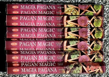 Hem Pagan Magic Incense 20-40-60-80-100-120 Sticks You Pick Amount {:-)